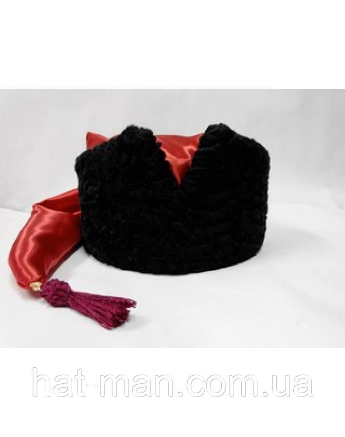 Гетманская шапка с каракуля