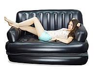 Надувной диван 5 IN 1 SOFA BED (Софа Бэд), Надувний диван 5 IN 1 SOFA BED (Софа Бед), Диваны, Дивани