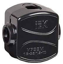 Зажим кабельный ответвительный У-733М (16-35/1,5-10мм2) IP20 IEK