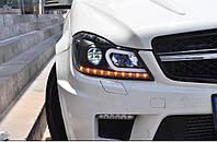 Задние LED фонари для Mercedes Benz W204