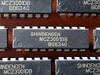 MCZ3001D / MCZ3001 / MCZ3001DB DIP-18 - ШИМ блока питания телевизора SONY