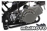 Топливный бак #2  мини мото, мини квадроцикл, кросс, фото 3
