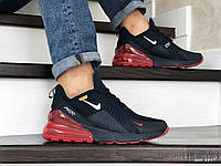 Кроссовки Nike Air Max  270  кроссовки мужские ТОП КАЧЕСТВО!!! Реплика