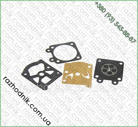 Ремкомплект карбюратора бензопилы Goodluck 4500\5200, фото 2