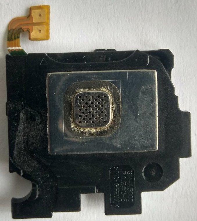 Звонок для Samsung A500F / A500FU / A500H Galaxy A5 black, в рамке