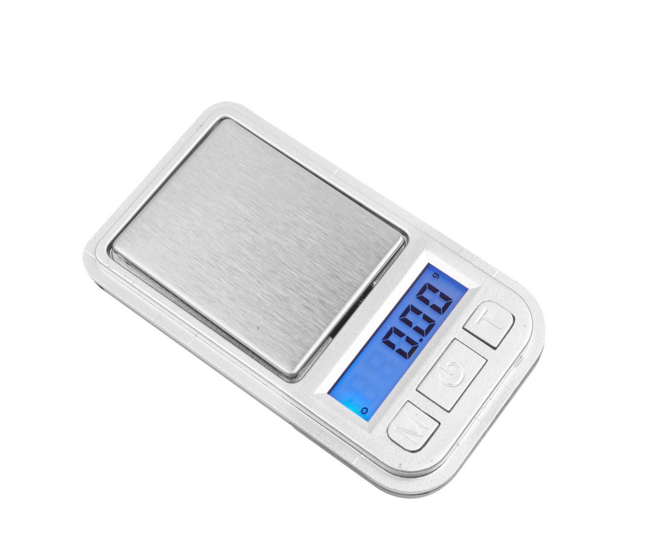Весы ювелирные MATRIX MX-200GM, Электронные ювелирные весы, Портативные весы 200гр, Карманные весы