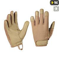 Перчатки M-Tac Police Khaki, фото 1