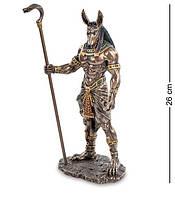 Статуэтка Анубис - проводник в загробный мир Veronese WS-181