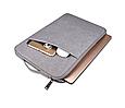 Чехол с ручкой для Macbook Pro 15,4''/16''- темно-синий, фото 7