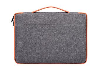 Чехол с ручкой для Macbook Pro 15,4''/16''- темно-серый