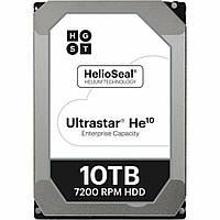 Жесткий диск для сервера 10TB WDC Hitachi HGST (0F27354 / HUH721010AL5204)