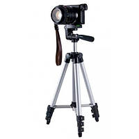 Высокий штатив для фотоаппарата Tripod 3110, тренога держатель для телефона, трипод для камеры , Аксессуары для мобильных устройств