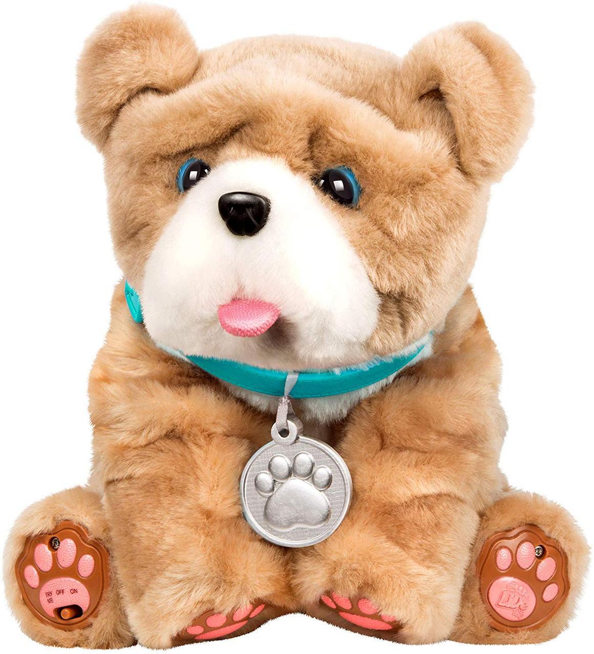 Интерактивный щенок Ролли Люблю целоваться Little Live Pets Rollie Moose Toys