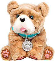 Интерактивный щенок Ролли Люблю целоваться Little Live Pets Rollie Moose Toys, фото 1