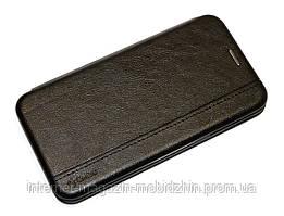 Чехол-книжка Samsung A107 Galaxy A10s 2019 черная Gelius Leather