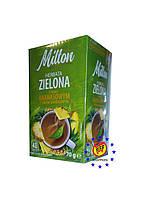 Milton зеленый чай  (ананас) 70г