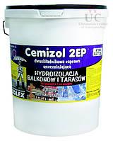Эластичная, двухкомпонентная мембрана CEMIZOL 2 EP