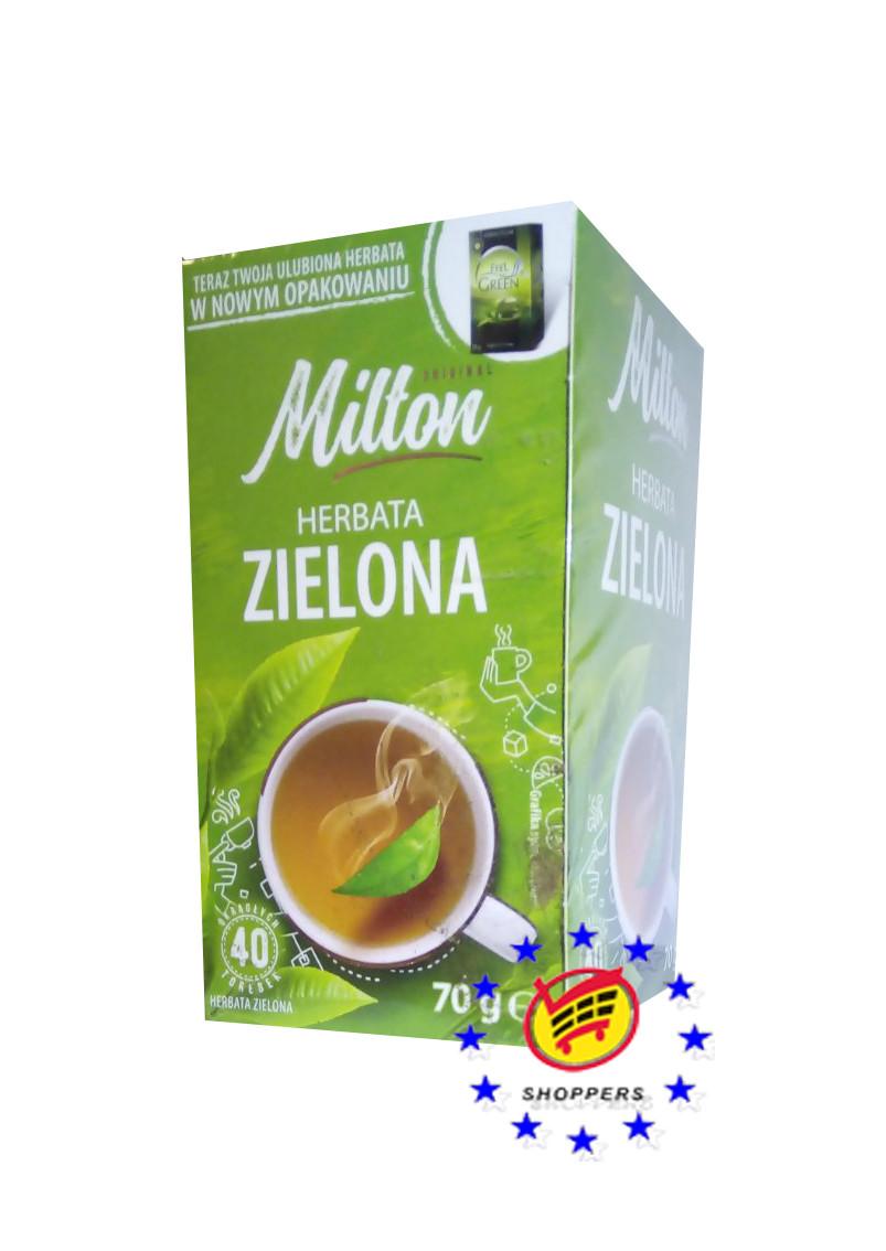 Зеленый чай класический ( 40 пакетиков ) Milton