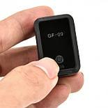 GPS-трекер 2019 - GF-09 Original черный, фото 4