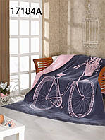 Плед Sweet Dreams 150х200 Полуторный  хлопок