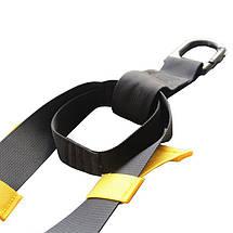 Петлі для функціонального тренінгу Sport Shiny TRX Pro Pack SS6008, фото 2