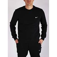 Свитшот Nike зимний черный