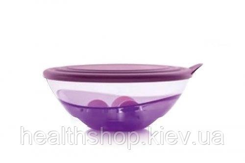 Чаша Элегантность 600 мл фиолетовая Tupperware