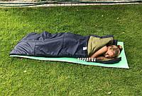 Спальный мешок (спальник туристический) одеяло OSPORT Лето (FI-0018)