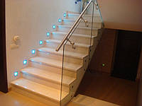 Лестницы из мрамора и гранита, фото 1