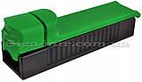 Ручная Машинка Для Набивки Сигаретных Гильз Табаком MB-01 Зеленая, фото 2