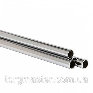 Труба хромированная 3м, диаметр 16мм