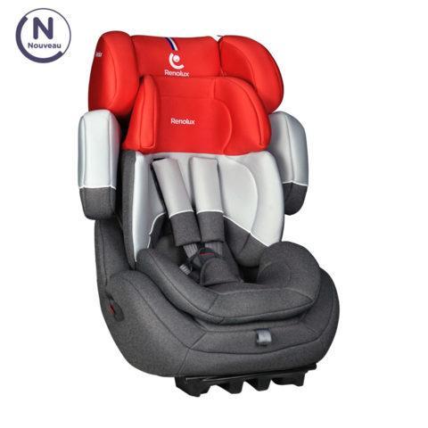 Детское автокресло  Renolux Step 123 / Smart Red
