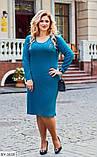 Женское платье   (размеры 52-58) 0228-51, фото 3