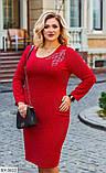 Женское платье   (размеры 52-58) 0228-51, фото 4