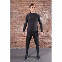 Спорт костюм Jordan черный весна-осень