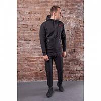 Спорт костюм Puma черный трикотаж весна-осень