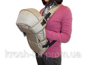 Рюкзак-переноска с капюшоном Умка бежевый Бона Украина