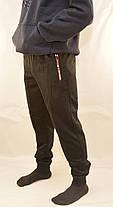 Штаны спортивные мужские трикотажные под манжет Tovta Брюки мужские повседневные ( Венгрия ), фото 2