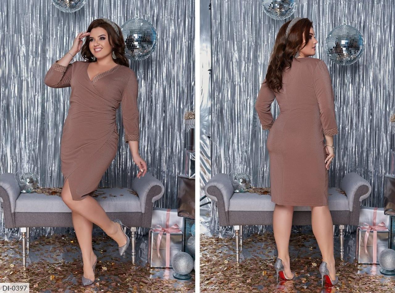 Женское платье   (размеры 48-54) 0228-54