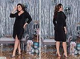 Женское платье   (размеры 48-54) 0228-54, фото 2
