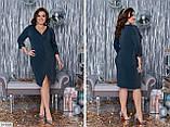 Женское платье   (размеры 48-54) 0228-54, фото 4