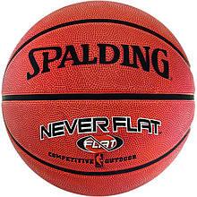 М'яч баскетбольний Spalding Neverflat Outdoor Size 7