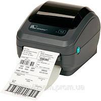 Настольный принтер этикеток Zebra GK420d, фото 1