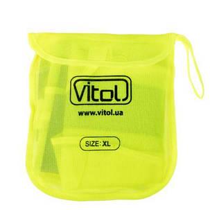 Жилет безопасности светоотражающий (yellow) 116B XL, фото 2