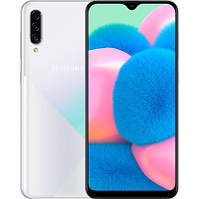 Смартфон Samsung Galaxy A30s 2019 4/64GB White (SM-A307FZWV) (12 мес. гарантия)