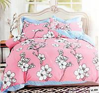 Комплект постельного белья микровелюр Vie Nouvelle Velour 200х220  VL080, фото 1