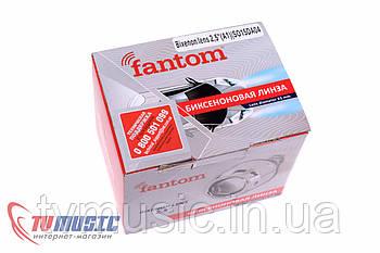 """Биксеноновая линза Fantom 2,5"""" (A1) S015DA04"""