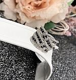 Серебряное кольцо с черными цирконами Эми, фото 4