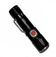Фонарик BL 616 T6 USB