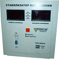 Стабілізатор напруги Forte TDR-3000VA